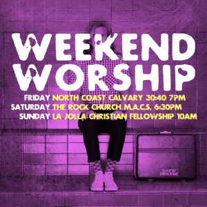 David Dewese Weekend Worship